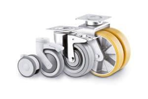 L'utilisation de la roulette pour professionnels dans le secteur industriel