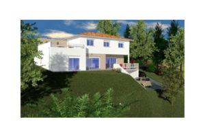 Les Bastides Lauragaises : première maison individuelle en cours de labellisation E3C2 en Occitanie
