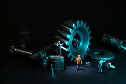 réparation poteaux signalisation électrique
