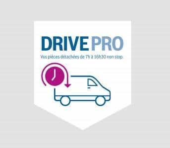 Drive Pro Logo