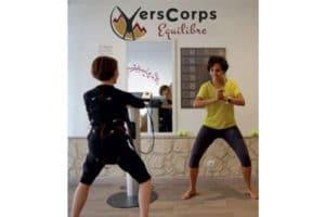 VersCorps Equilibre : Electro-Myo-Stimulation, nouvelle activité sportive et de bien être