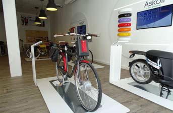 Askoll Vélo electrique