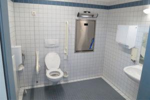 Favoriser le maintien à domicile des personnes âgées : installation de WC senior dans le Val de Marne