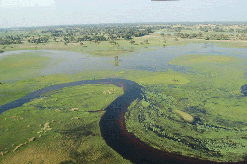sejour botswana